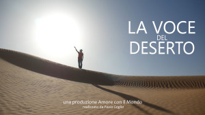 "cover film ""la voce del deserto"" Youtube"